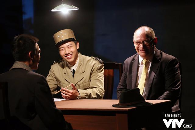 Sống động hình ảnh Nguyễn Ái Quốc ở Pháp trên trường quay VTV - Ảnh 5.
