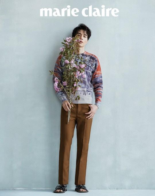 Lee Dong Wook lãng mạn trên bìa tạp chí Marie Claire - Ảnh 4.