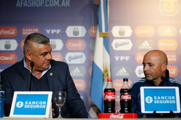 HLV Jorge Sampaoli chính thức dẫn dắt ĐT Argentina - Ảnh 3.