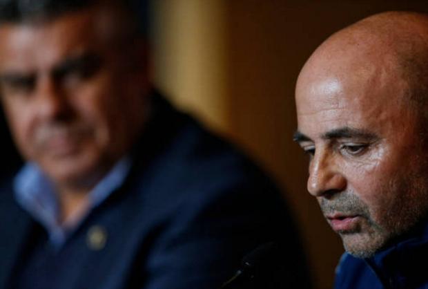 HLV Jorge Sampaoli chính thức dẫn dắt ĐT Argentina - Ảnh 2.