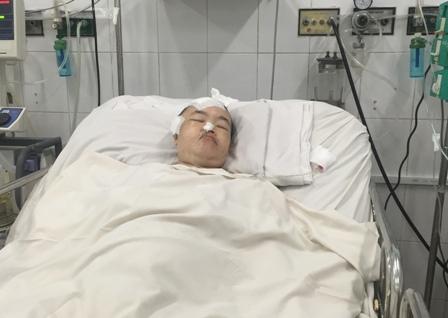 Phẫu thuật bắt con, mổ u não cứu sản phụ ung thư di căn - Ảnh 2.