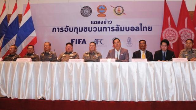 Trọng tài bắt chính trận CLB Hà Nội 1-0 CLB Quảng Nam bị bắt tại Thái Lan  - Ảnh 1.