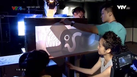 Phim hoạt hình Ngày xưa cổ tích - Điểm hẹn mới cho trẻ nhỏ sắp lên sóng VTV7 - ảnh 4