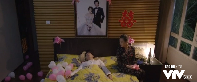 Ngược chiều nước mắt - Tập 5: Cuộc sống hôn nhân không như mơ, Mai (Phương Oanh) bị bỏ rơi ngay đêm tân hôn - Ảnh 3.