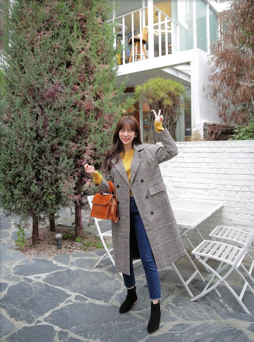 Gợi ý phổi đồ len đẹp chuẩn phong cách Hàn Quốc - Ảnh 2.