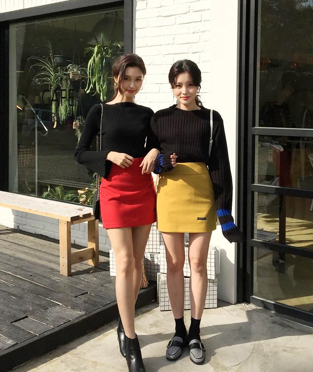 Gợi ý phổi đồ len đẹp chuẩn phong cách Hàn Quốc - Ảnh 3.