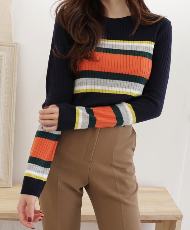 Gợi ý phổi đồ len đẹp chuẩn phong cách Hàn Quốc - Ảnh 10.