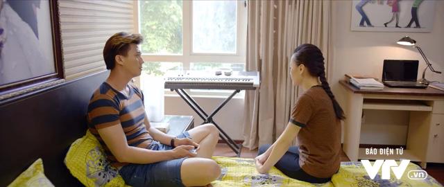 Ngược chiều nước mắt - Tập 9: Châu (Trang Cherry) bị cảnh cáo vì cố tình tán tỉnh Sơn (Hà Việt Dũng) - Ảnh 3.