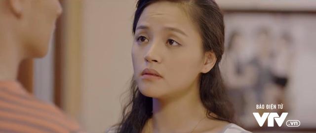 Ngược chiều nước mắt - Tập 8: Hình như Mai (Phương Oanh) phát hiện ra Châu (Trang Cherry) đong đưa chồng mình mất rồi! - Ảnh 6.