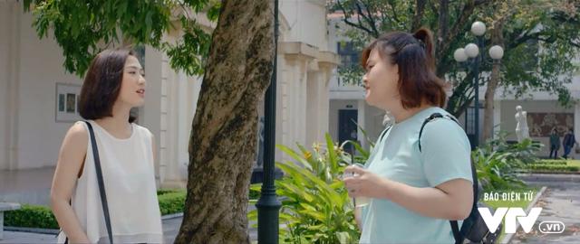Ngược chiều nước mắt - Tập 9: Châu (Trang Cherry) bị cảnh cáo vì cố tình tán tỉnh Sơn (Hà Việt Dũng) - Ảnh 1.