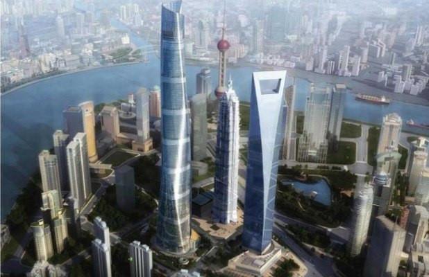 Chiêm ngưỡng những tòa nhà chọc trời cao nhất thế giới - Ảnh 2.