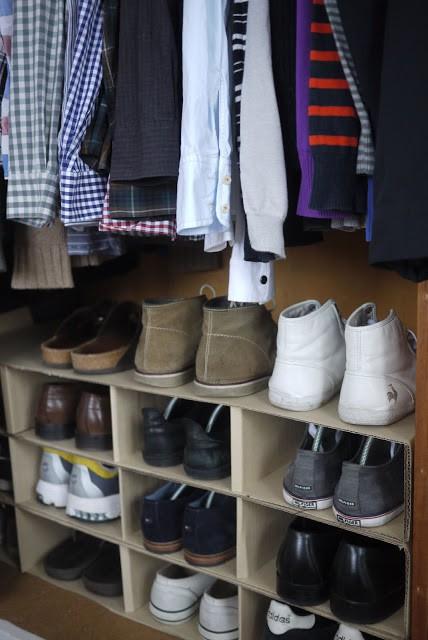 Ý tưởng thiết kế giá giày vừa gọn vừa đẹp trong nhà - Ảnh 7.