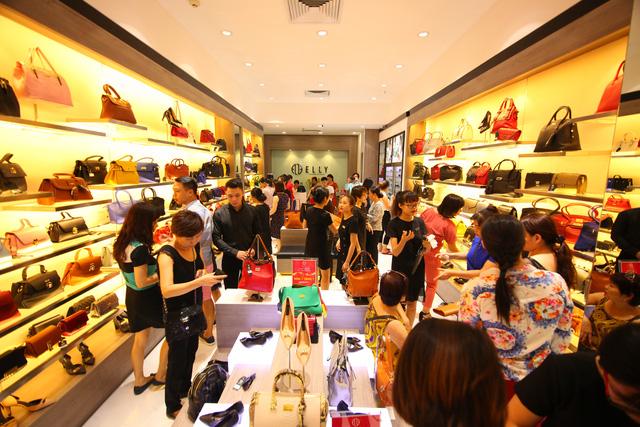 Thời trang Elly lọt top 100 thương hiệu, sản phẩm, dịch vụ hàng đầu Việt Nam 2017 - Ảnh 3.