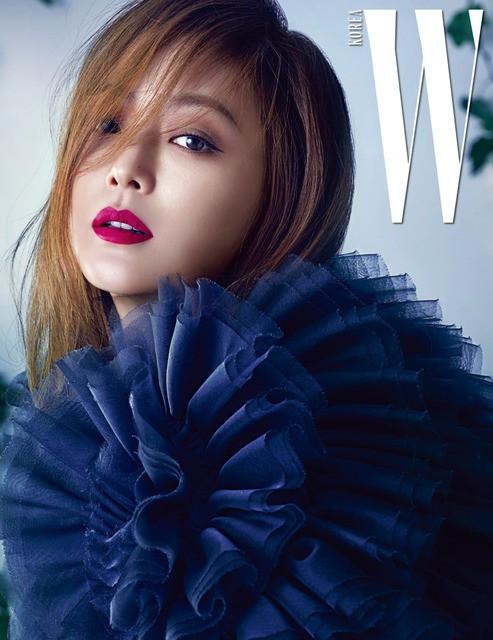 Vẻ đẹp quyến rũ khó cưỡng của Kim Hee Sun - Ảnh 3.