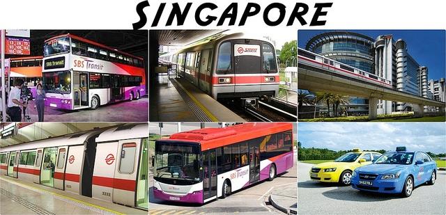 Giao thông không tiền mặt tại Singapore - Ảnh 1.
