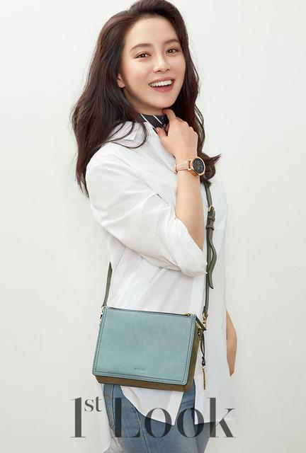 Song Ji Hyo đẹp rạng rỡ không tì vết - Ảnh 7.