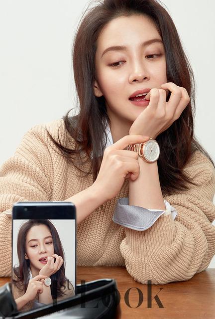 Song Ji Hyo đẹp rạng rỡ không tì vết - Ảnh 6.