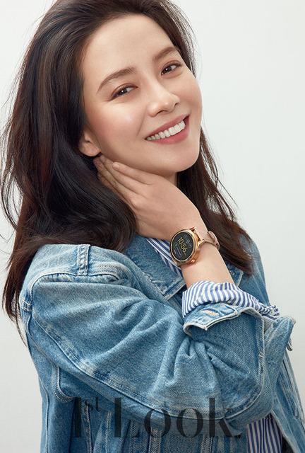 Song Ji Hyo đẹp rạng rỡ không tì vết - Ảnh 5.
