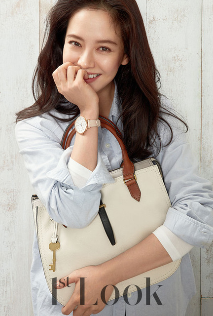 Song Ji Hyo đẹp rạng rỡ không tì vết - Ảnh 4.
