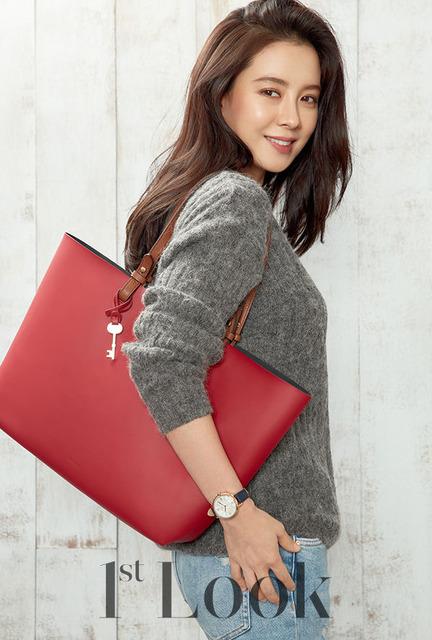 Song Ji Hyo đẹp rạng rỡ không tì vết - Ảnh 3.