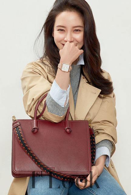 Song Ji Hyo đẹp rạng rỡ không tì vết - Ảnh 2.