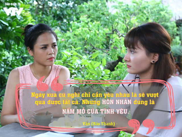 Những câu nói đáng nhớ trong phim hot Sống chung với mẹ chồng tuần qua - Ảnh 10.
