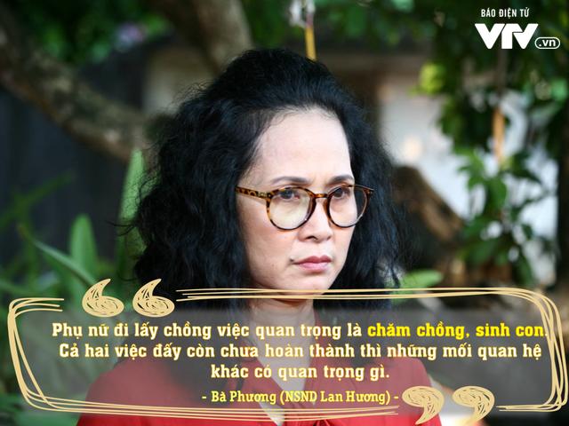 Những câu nói đáng nhớ trong phim hot Sống chung với mẹ chồng tuần qua - Ảnh 7.