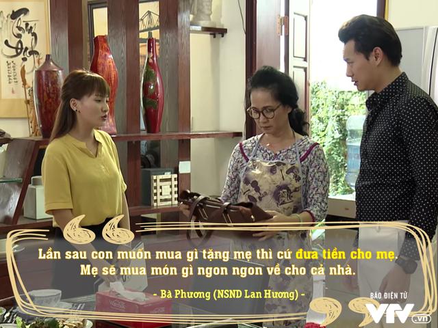 Những câu nói đáng nhớ trong phim hot Sống chung với mẹ chồng tuần qua - Ảnh 2.