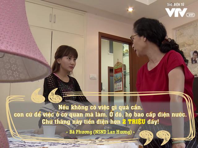 Những câu nói đáng nhớ trong phim hot Sống chung với mẹ chồng tuần qua - Ảnh 8.