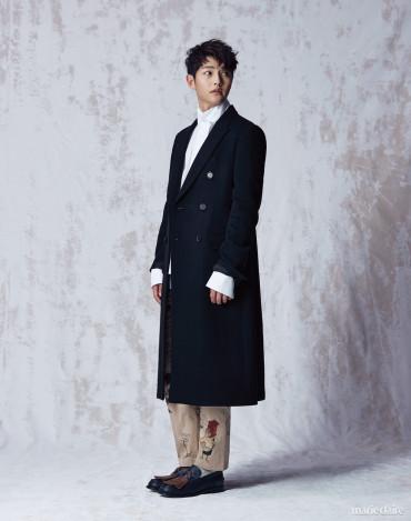 Chồng chưa cưới của Song Hye Kyo trông như một cậu nhóc - Ảnh 3.