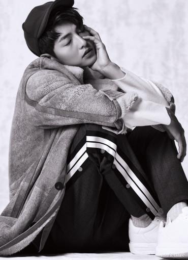 Chồng chưa cưới của Song Hye Kyo trông như một cậu nhóc - Ảnh 8.