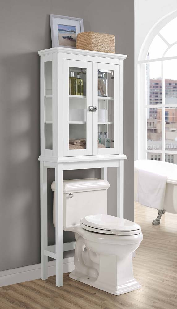 Những vật dụng giúp tiết kiệm không gian trong phòng tắm nhỏ - Ảnh 5.