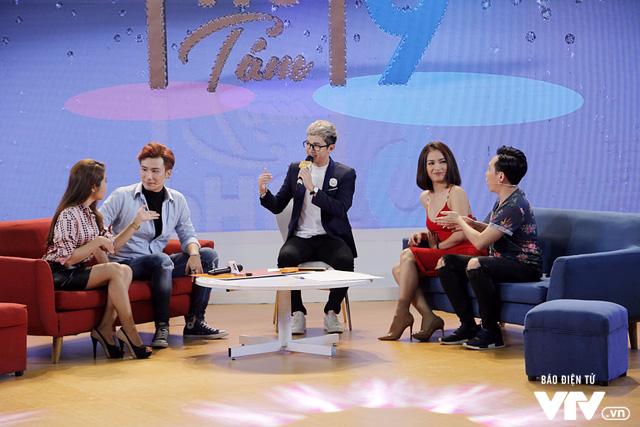 Ái Phương, Chí Thiện cười hết cỡ, chơi hết mình với khán giả tại Telefilm 2017 - Ảnh 12.
