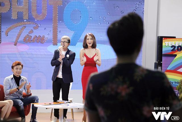 Ái Phương, Chí Thiện cười hết cỡ, chơi hết mình với khán giả tại Telefilm 2017 - Ảnh 5.