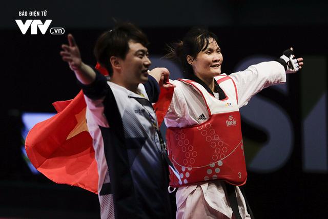 Hà Thị Nguyên: Nhà vô địch với ngọn lửa đam mê Taekwondo bất tận - Ảnh 1.