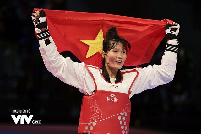 Hà Thị Nguyên: Nhà vô địch với ngọn lửa đam mê Taekwondo bất tận - Ảnh 3.