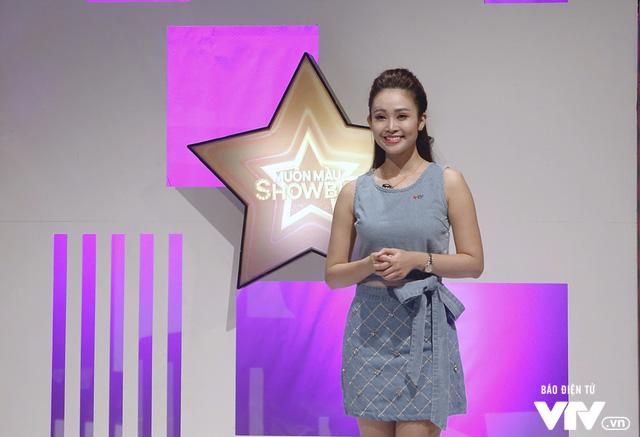 MC Thùy Linh tự nhận là cô nàng bánh bèo của Muôn màu Showbiz - Ảnh 7.