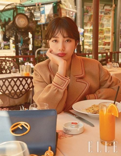Sao Hậu duệ Mặt trời đọ sắc cùng bạn gái Lee Min Ho - Ảnh 7.
