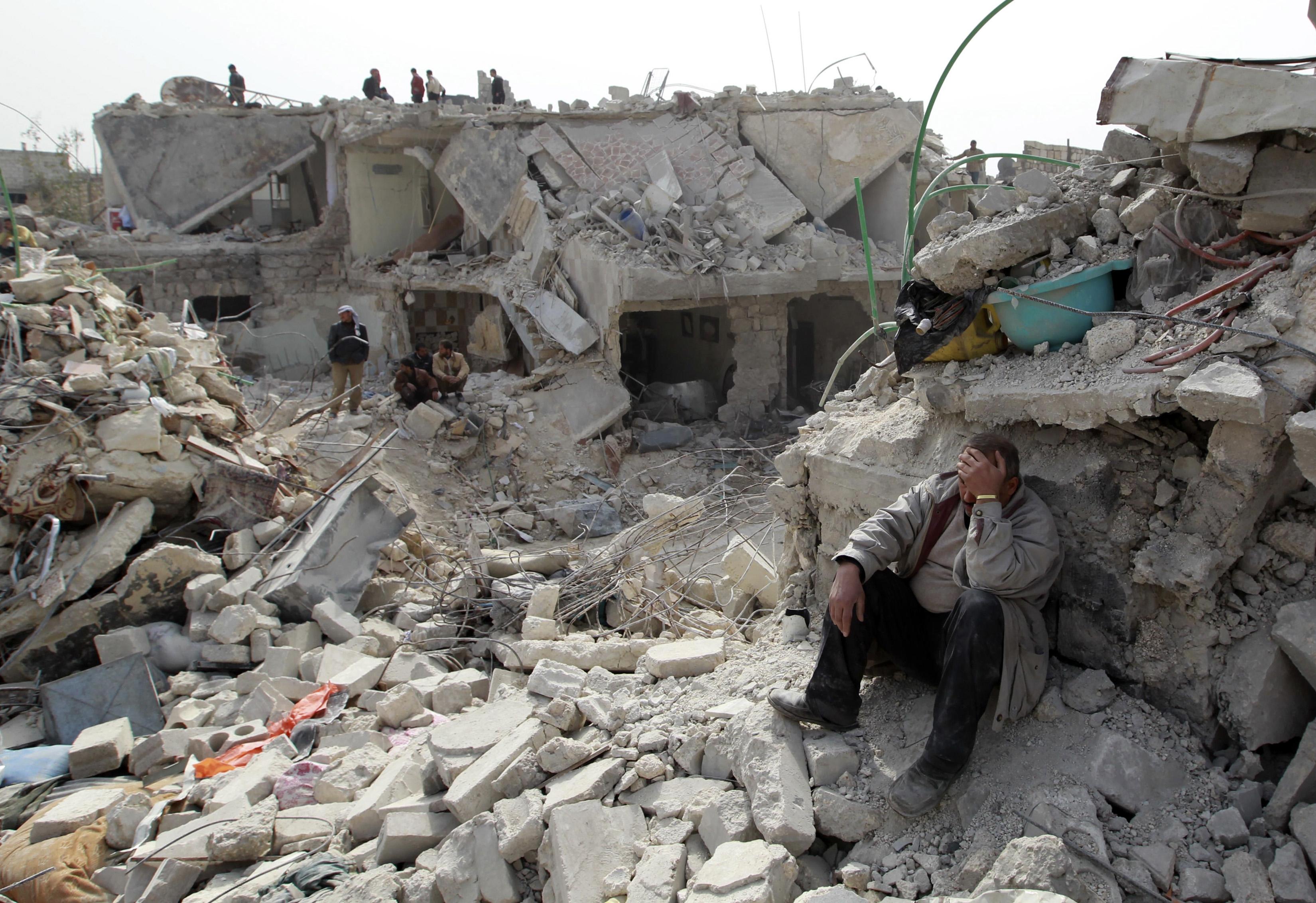 Đối đầu Nga - Mỹ: Ác mộng mới trên chiến trường Syria?