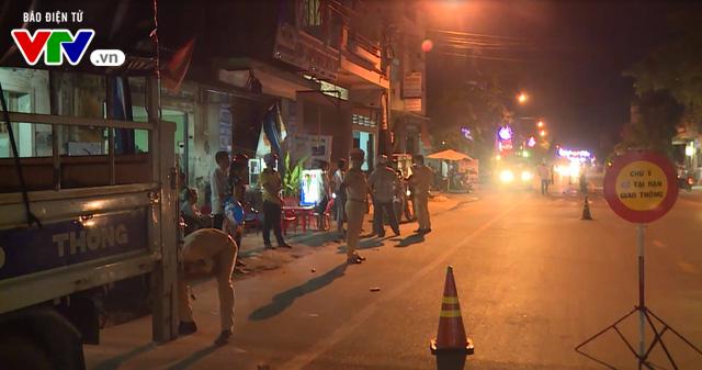 Tai nạn giao thông ở Bình Định khiến 2 bà cháu tử vong - Ảnh 1.