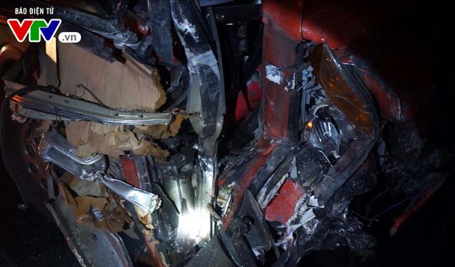 Tai nạn giao thông liên hoàn tại Gia Lai, 1 người tử vong tại chỗ - Ảnh 1.