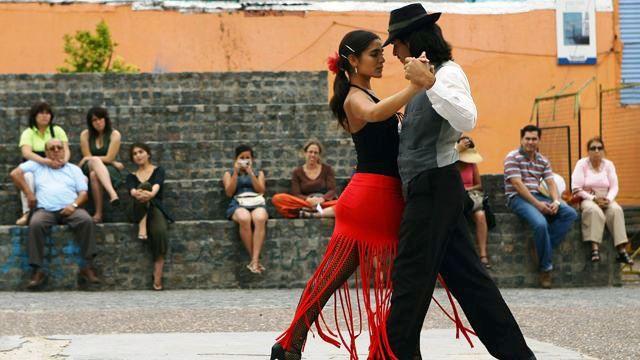 Tango - Điểm nhấn thú vị của Buenos Aires, Argentina - ảnh 5