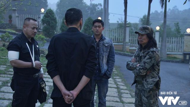 """Người phán xử - tập 17: Từ quân sư tài ba, Lê Thành bất ngờ trở thành """"kẻ phá đám"""" - Ảnh 5."""