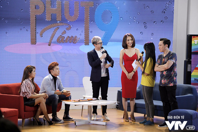 Ái Phương, Chí Thiện cười hết cỡ, chơi hết mình với khán giả tại Telefilm 2017 - Ảnh 14.