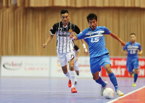 Vòng 15 Giải futsal VĐQG HDBank 2017: Thái Sơn Nam gia cố ngôi đầu bảng - Ảnh 2.