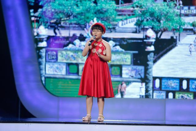 Lộ diện thí sinh khiến Văn Mai Hương lần đầu sởn gai ốc tại Vietnam Idol Kids 2017 - Ảnh 1.