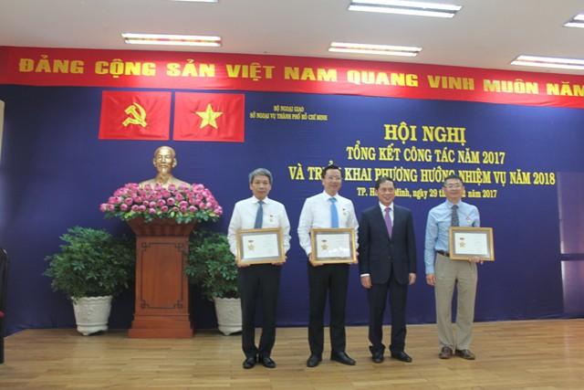 Năm 2017 là năm thành công về đối ngoại của TP.HCM - Ảnh 2.