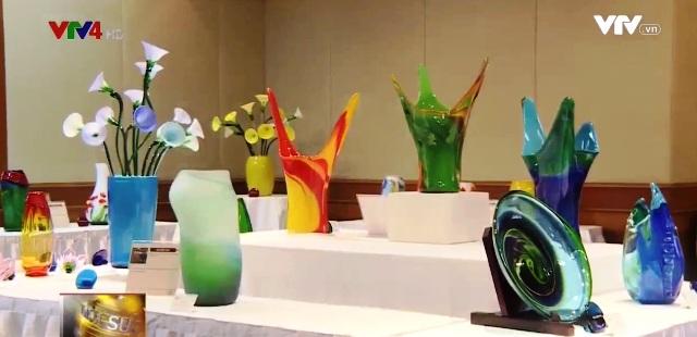 Độc đáo sản phẩm thủy tinh Okinawa của nghệ nhân người Việt - Ảnh 1.