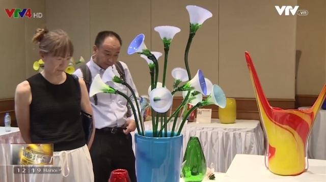 Độc đáo sản phẩm thủy tinh Okinawa của nghệ nhân người Việt - Ảnh 2.