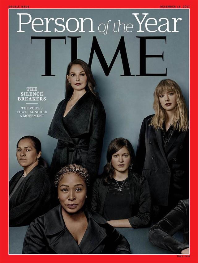 """""""Người phá vỡ sự im lặng"""" được Tạp chí Time chọn là Nhân vật của năm - Ảnh 1."""